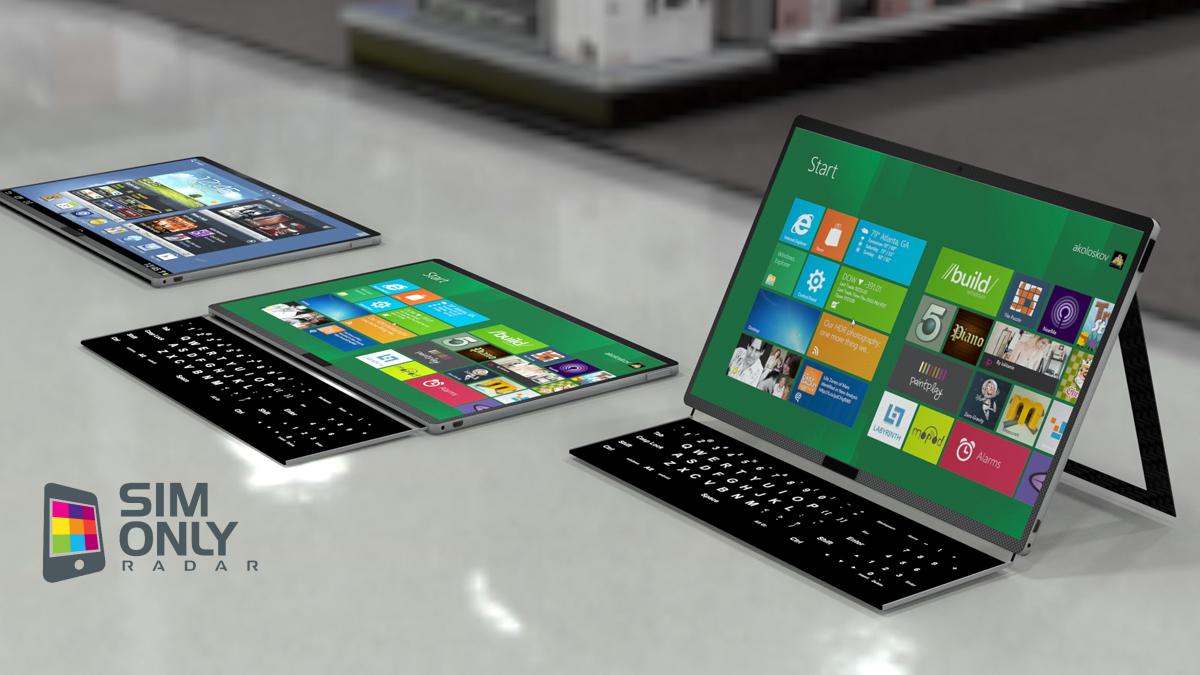 Samsung slider tablet